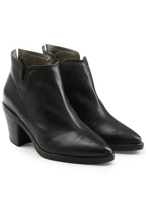Mett Leather Ankle Boots Gr. IT 38