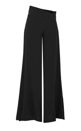 Nocturnal Silk Wide-Leg Pants By Johanna Ortiz | Moda Operandi