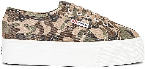 2790 COTCAMOFANW Sneaker