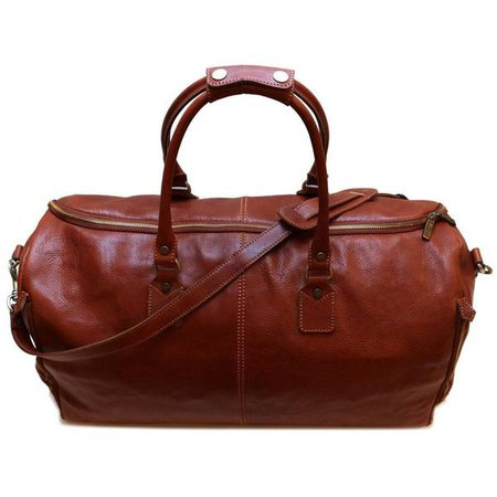 Roma Garment Duffle Bag – Floto