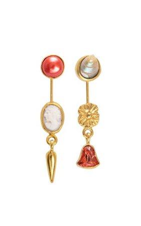 Detachable Victorian Drop Earrings By Grainne Morton | Moda Operandi