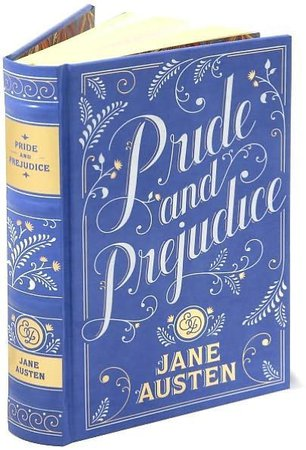 barnes and noble collectible edition of pride and prejudice