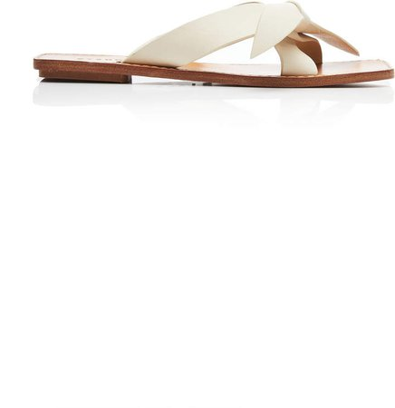 Lei Leather Sandals