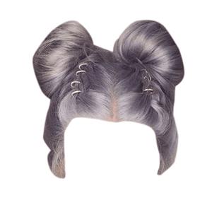 Lavender Purple Hair PNG