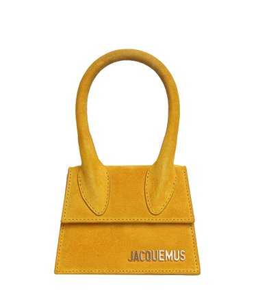 mini yellow bag