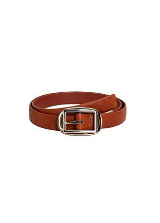 Violeta BY MANGO Double buckle belt