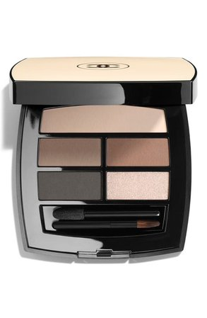 CHANEL LES BEIGES HEALTHY GLOW Natural Eyeshadow Palette | Nordstrom