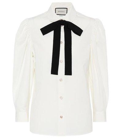 Gucci's blouse