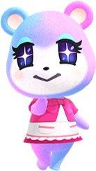 Judy - Animal Crossing