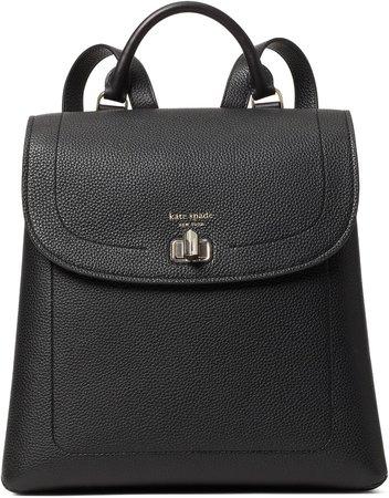 Medium Essential Leather Backpack