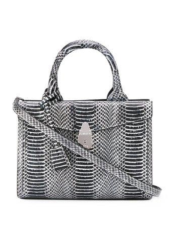 Calvin Klein Lock Small Tote Bag - Farfetch
