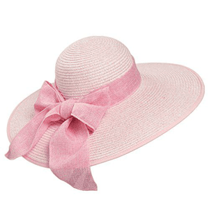 Pink Floppy Hat PNG