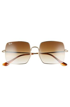 Ray-Ban 54mm Square Sunglasses | Nordstrom