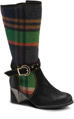 Hunter Faux Fur Lined Boot