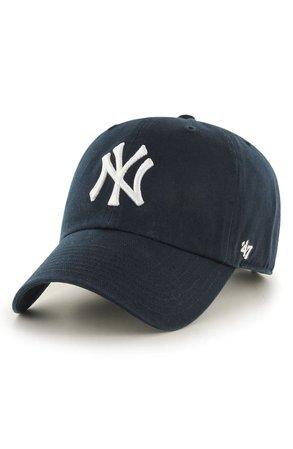 '47 Clean Up NY Yankees Baseball Cap | Nordstrom