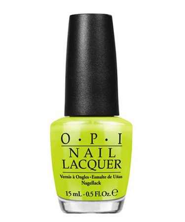 Best OPI Neon Nail Polish, New Colors