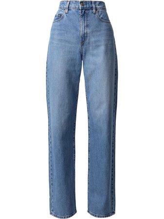 Nobody Denim straight-jeans Med Hög Midja - Farfetch