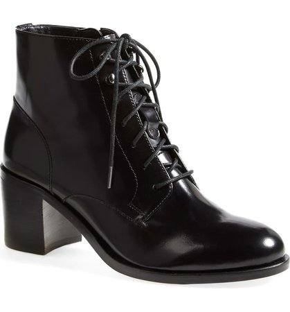Sam Edelman 'Jardin' Leather Bootie (Women) | Nordstrom