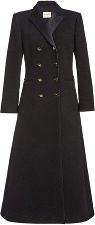 Khaite Marge Wool Coat
