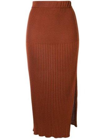 Sir. Astrid Midi Skirt Ss20 | Farfetch.com