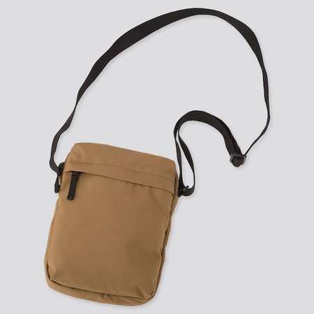 MINI SHOULDER BAG | UNIQLO US brown