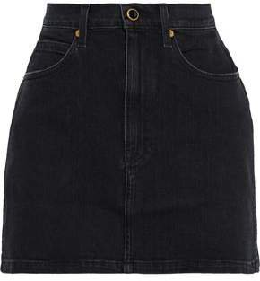 Dolly Denim Mini Skirt