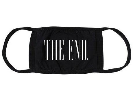 The End Face Mask- Black – Streetwear Official