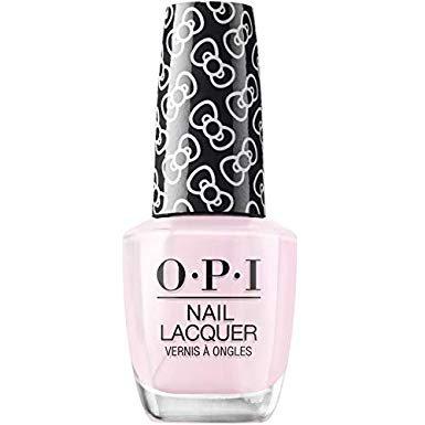 Amazon.com: OPI Hello Kitty Nail Polish Collection, Nail Lacquer, Let's Be Friends!, 0.5 Fl Oz: Gateway