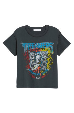 Daydreamer Dreamers American Tour 1976 Graphic Tee | Nordstrom