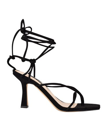 Nine West Women's Yarin Strappy Square Toe Dress Sandals & Reviews - Sandals - Shoes - Macy's