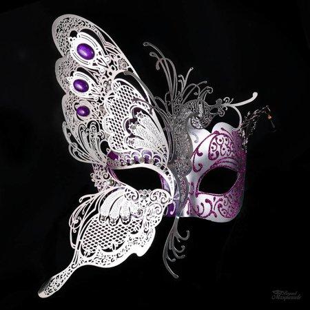 Moth mask 1