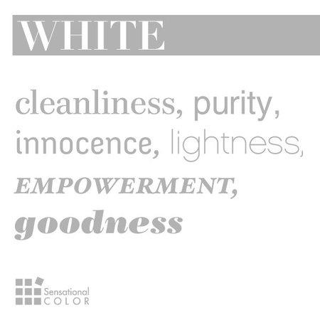 Describe white