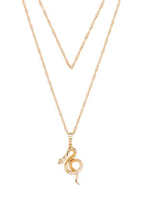 Snake Charmer Prelayer Necklace
