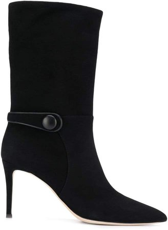 stiletto booties