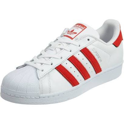 red and white adidas - Google Search