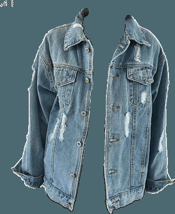 denim jacket png