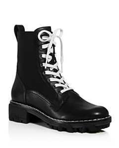 rag & bone Women's Shiloh Combat Boots   Bloomingdale's