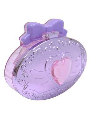 Glitter Contact Case Light Purple - SWIMMER ONLINE SHOP