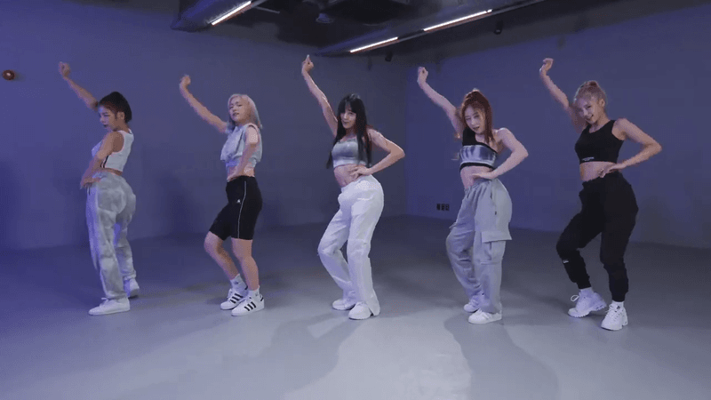 STYLE Dance Practice