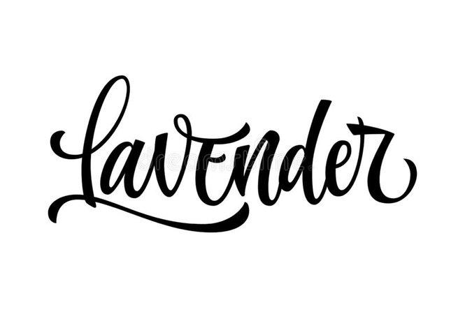 lavender word - Google Search