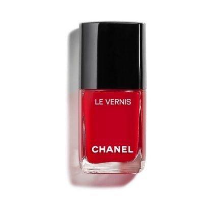Chanel Le Vernis Red Nail Polish