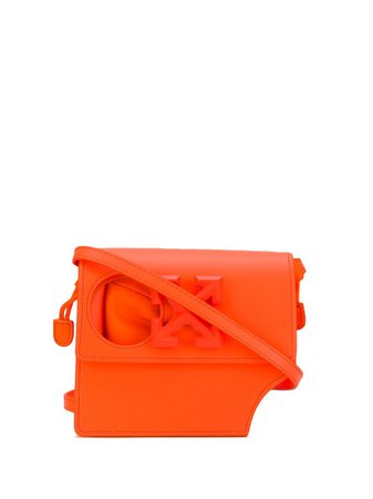 Off-White Arrows-motif cut-out Shoulder Bag - Farfetch
