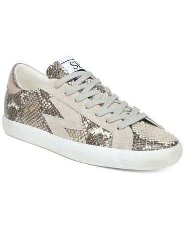 Sam Edelman Women's Areson Low-Top Sneakers & Reviews - Athletic Shoes & Sneakers - Shoes - Macy's