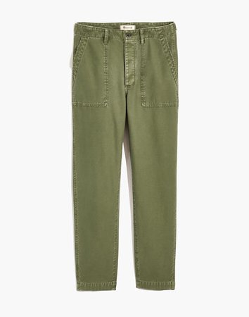 Griff Tapered Fatigue Pants