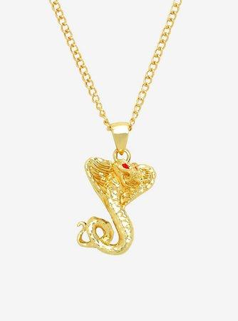 Disney Aladdin Jafar Snake Necklace