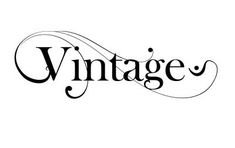 vintage quote word font | Vintage quotes, Word fonts, Vintage words