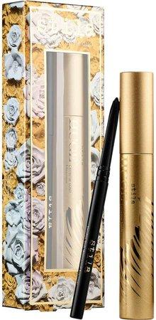 Smudge Stick Waterproof Eye Liner & HUGE Extreme Lash Mascara Set