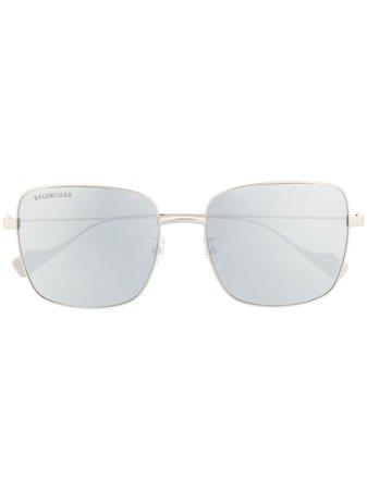 Balenciaga Eyewear Bb0087Sk Sunglasses - Farfetch