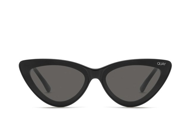 FLEX Wave Cat-Eye Sunnies | Quay Australia