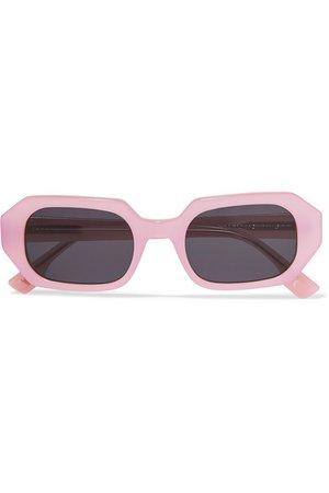 Le Specs | La Dolce Vita octagon-frame acetate sunglasses | NET-A-PORTER.COM